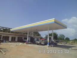 canopies and tanks-fraga oil NICK petroleum