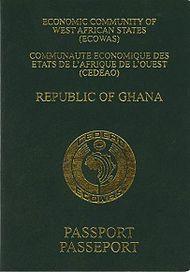 Ghana's Ecowas Passport